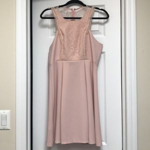 Light Pink BCBGeneration Dress